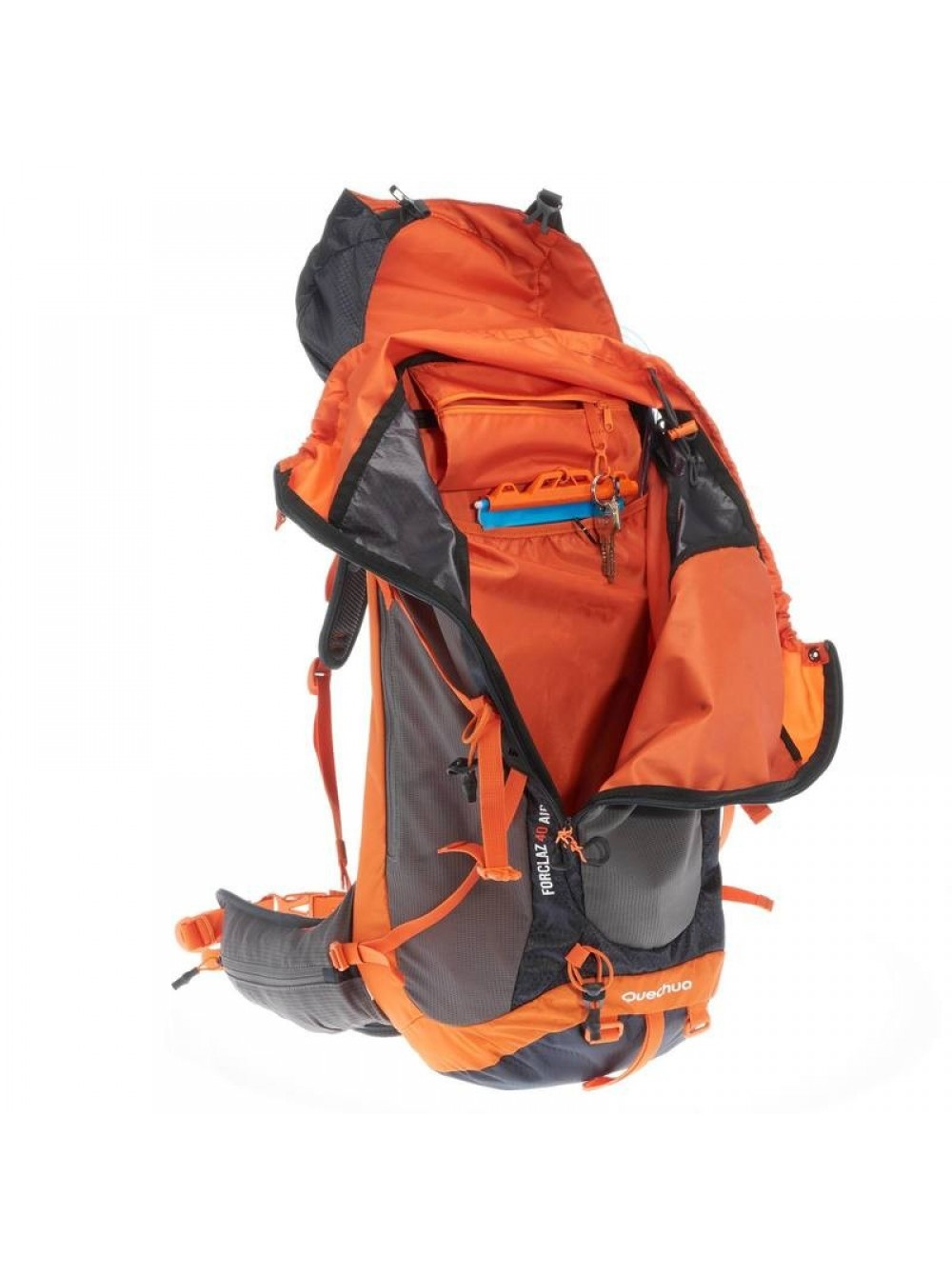460cebfd0b Quechua Forclaz 40 Air Hiking Backpack