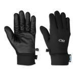Лижні і туристичні рукавички