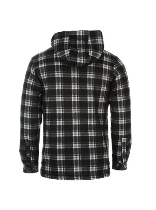 Флісова сорочка Dunlop Full Zip Checked