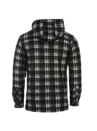 Флисовая рубашка Dunlop Full Zip Checked