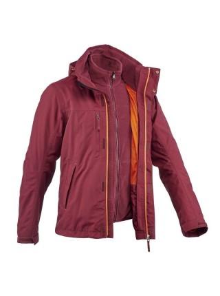 Куртка 3 в 1 Quechua Rainwarm 300