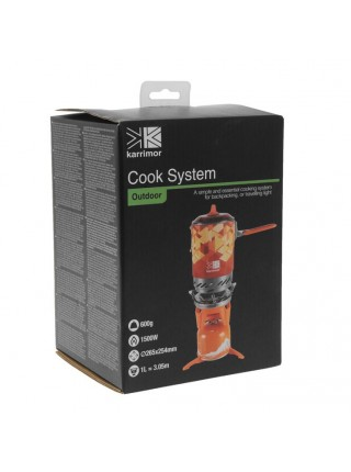 Система приготування їжі Karrimor