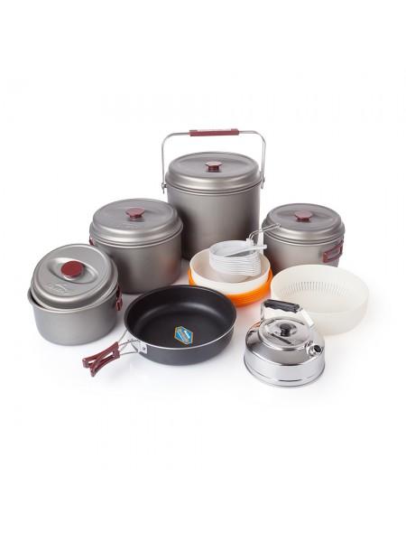 Набір посуду Kovea Hard 10