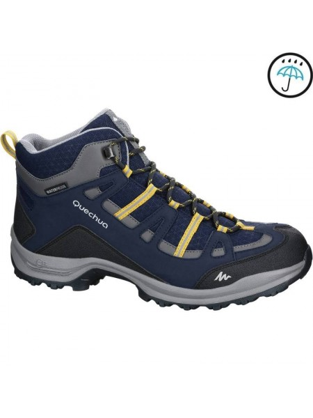 Трекінгові черевики Quechua Arpenaz 100 Mid