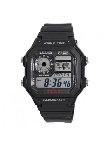 Спортивные часы Casio AE1200WH-1AV