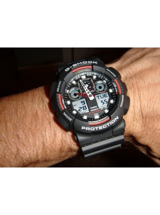 Часы Casio GA100-1A4 G-Shock